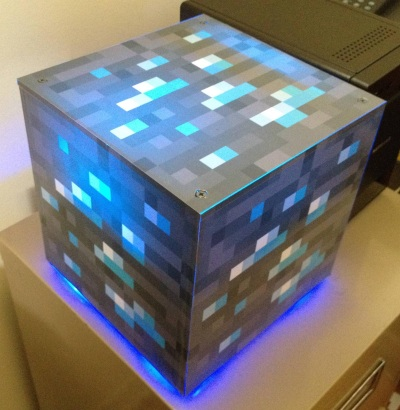 Diamond Block Server